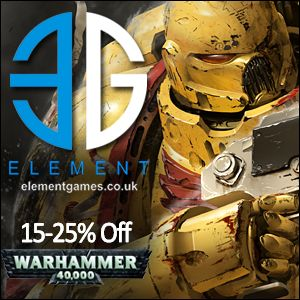 Element Games, Wargaming Webstore