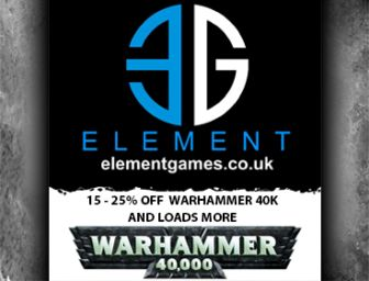 Element Games - Wargaming Webstore