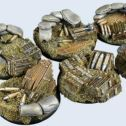 Trench Round Edge Bases