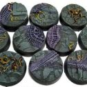 Town Square Round Bases