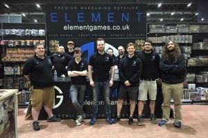 Element Games at Salute 2016