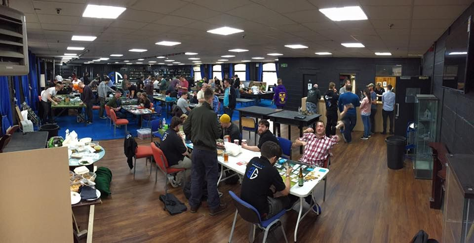 Element Games North West Gaming Centre