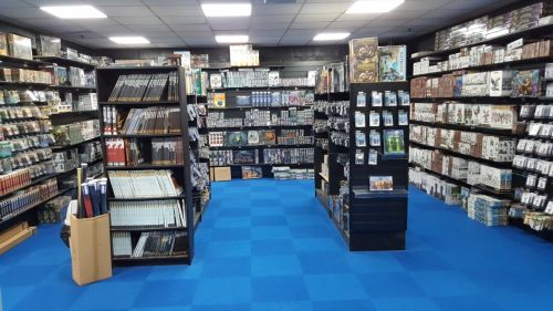 Element Games Store