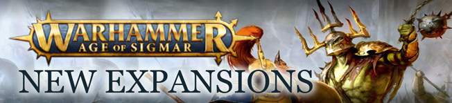 warhammer age of sigmar new