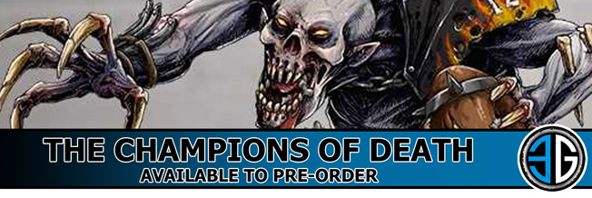 Blood Bowl Undead Team 20% Off RRP