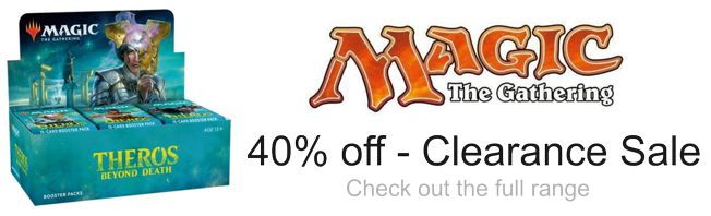 Magic the Gathering Clearance Sale