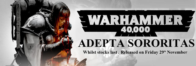 sisters of battle limited release