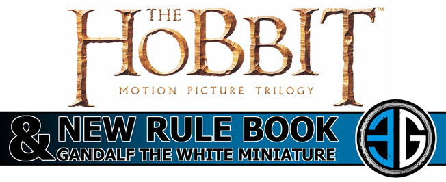 the hobbit miniatures game