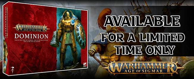 warhammer age of sigmar dominion