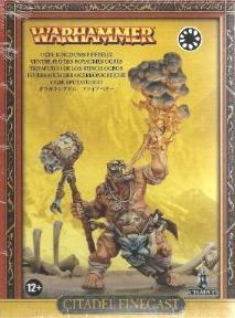 Ogre Kingdoms: Firebelly