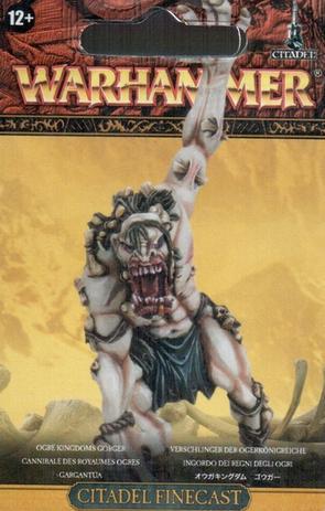 Ogre Kingdoms: Gorger