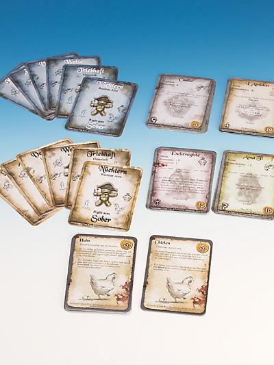 Loa and Invocation cards