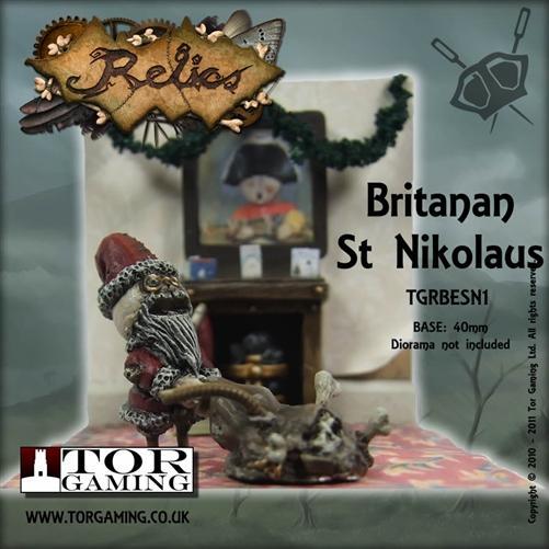 Britanan St Nikolaus