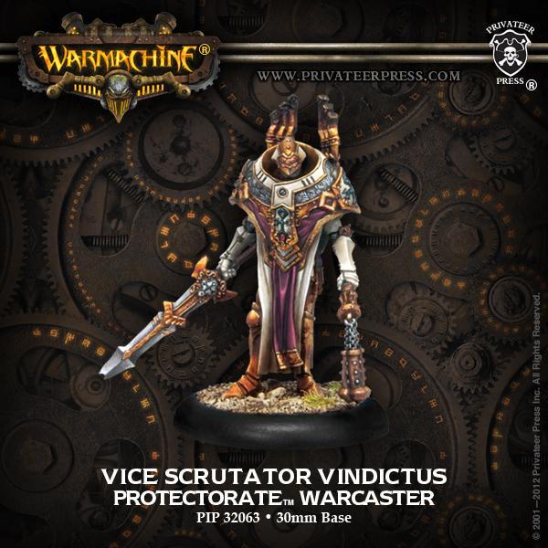 Vice Scrutator Vindictus