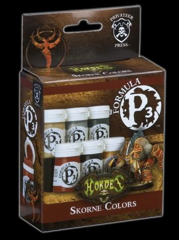 P3 Skorne Colours Set