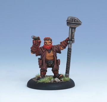 Gamack Redhammer Dwarven Mechanik