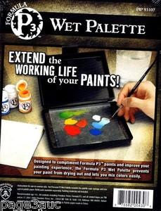 Formula P3 Wet Palette