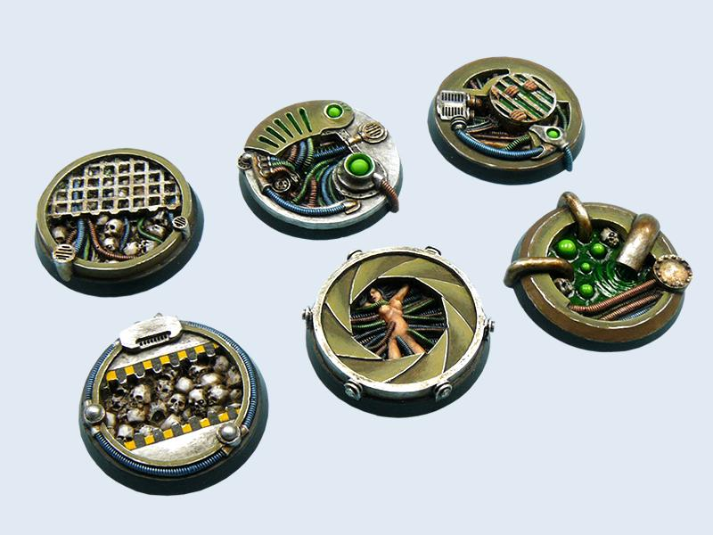 BioTech Bases, Round 40mm (2)