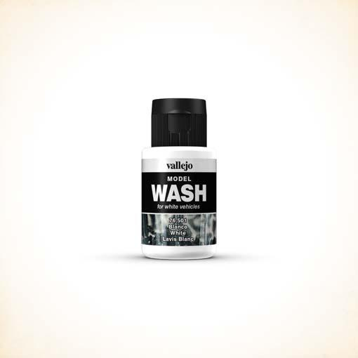 35ml Wash 501 - White