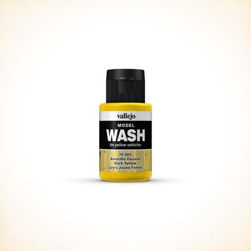 35ml Wash 503 - Dark Yellow