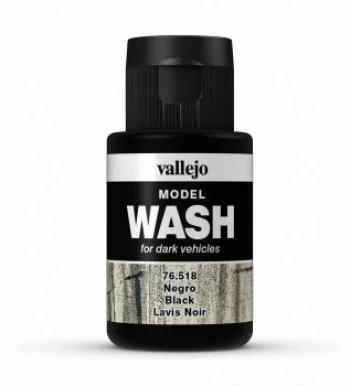 35ml Wash 518 - Black
