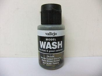 35ml Wash 520 - Dark Khaki Green