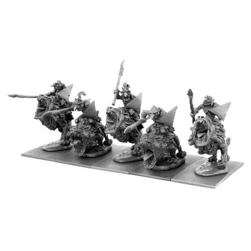 Goblin Fleabag Riders