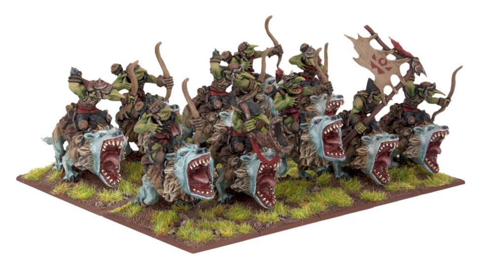 Goblin Fleabag Archers