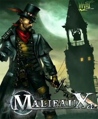 MALIFAUX - Second Edition Rulebook