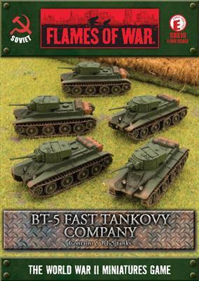 BT-5 Fast Tankovy Company (x5)