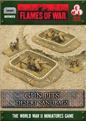 Desert Gun Pits
