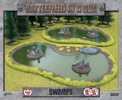 Battlefield In A Box Swamps