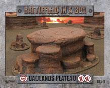 Badlands Plateau