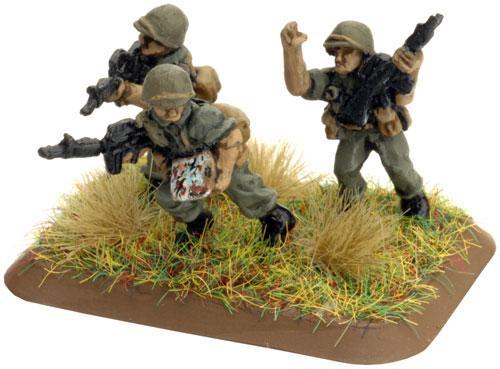 Weapons & Anti-tank Platoon