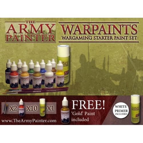 Starter Set - Warpaints Starter Set White Spray
