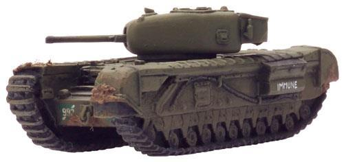 Churchill IV, V, CS, VI