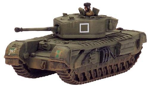 Churchill VII (with Crocodile Option)