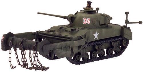 Sherman 'Crab' Flail