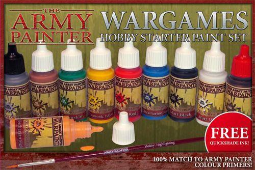 Warpaints Starter Set
