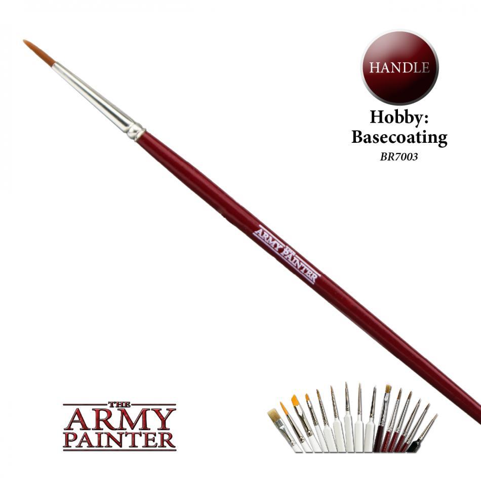 Hobby Brush - Basecoating