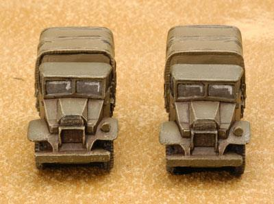 CMP 15 Cwt Truck (x2 Resin)