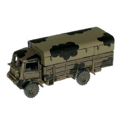 Bedford QLT 3-ton Lorry (x2)