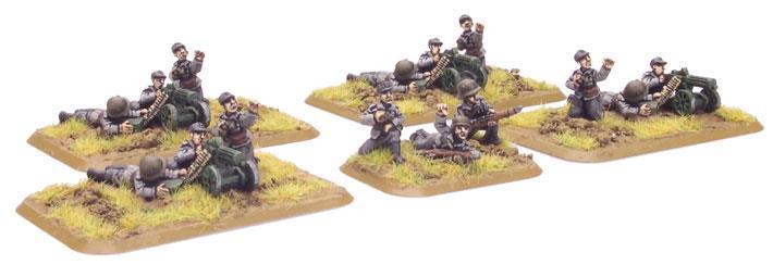 MG Platoon