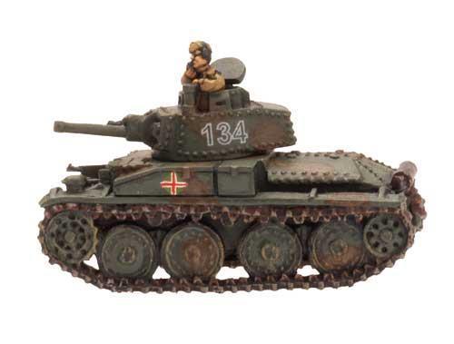 Panzer 38(t) B, C