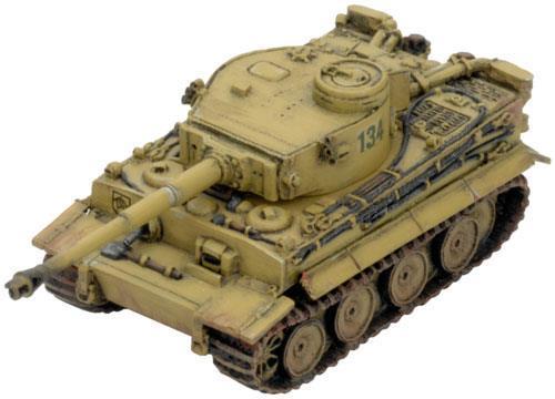 Tiger 1E (Tunisa And Kursk)