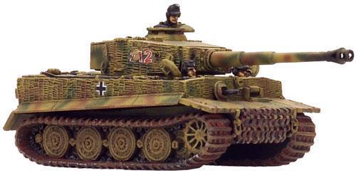 Tiger I E (Zimmerit)