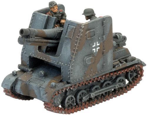 15cm SIG33 Auf Panzer 1 X 2