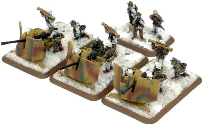 3.7cm FlaK43 Platoon (winter)