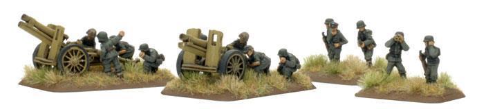 15cm SiG33 Infantry Gun LW (x2)