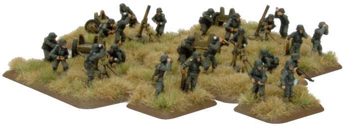 12 CM Mortar (german)